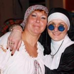 Weer een non gevlucht uit het klooster
